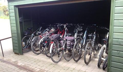 cycle storage and repairs